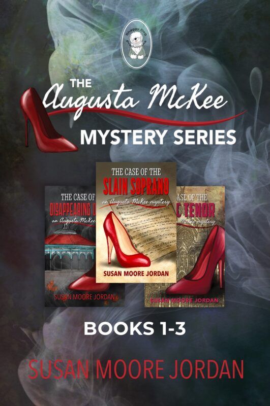 The Augusta McKee Mystery Series: Books 1-3